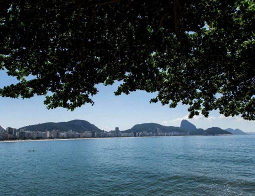 visão panorâmica de quem mora em copacabana